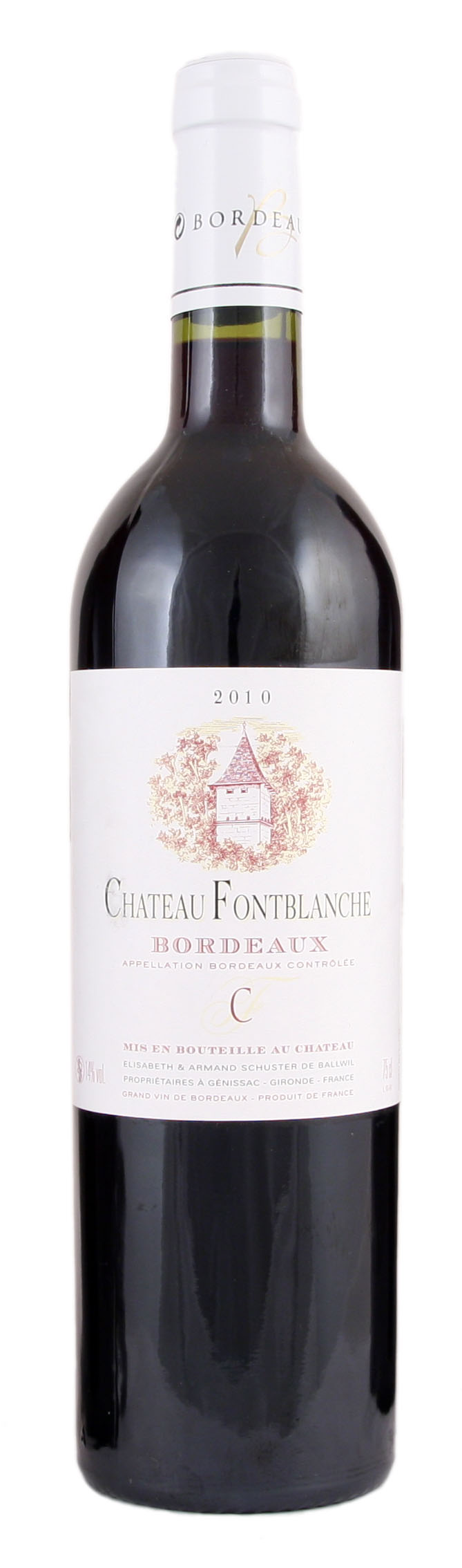 Chateau Fontblanche AOC