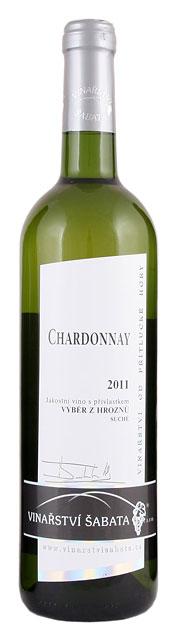 Chardonnay výběr z hroznů