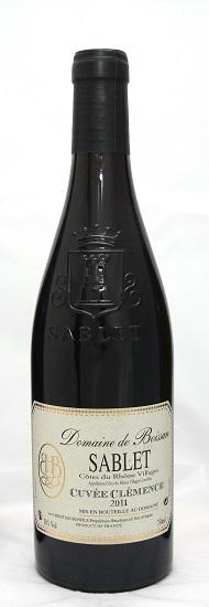 Sablet Cuvée Clemence AOC